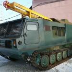 Самоходная буровая установка УРБ-2А2