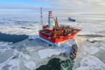 Российские ученые придумали рукотворные айсберги для размещения бурового оборудования